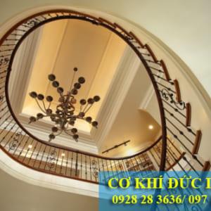 Cầu thang xoắn ốc CT3000