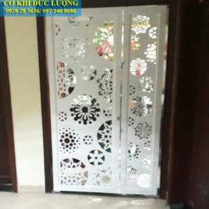Cửa sắt căn hộ chung cư CNC CS2022