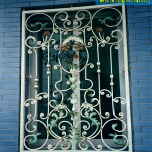 Cửa sổ sắt đẹp SH27