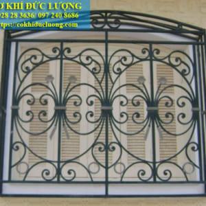 Mẫu cửa sổ sắt đẹp nhất SH29