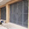 Cửa cổng đẹp nhà phố 4 cánh CS2031